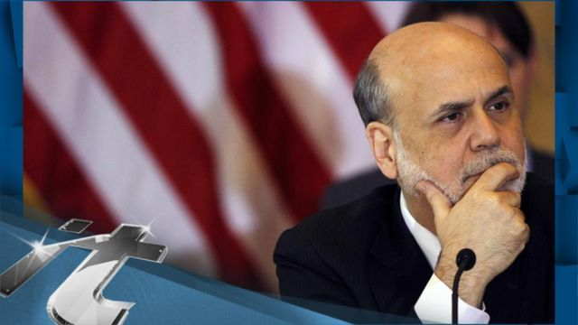 News video: Bernanke, in Commencement Address, Upbeat on Innovation Outlook
