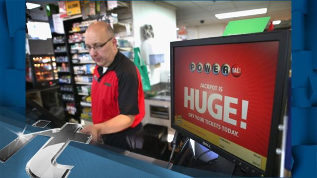News video: Powerball Jackpot Could Go Higher Than $600 Million